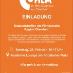 Hier nochmal die Einladung zu unserem Networking Lunch nächsten Sonntag in Berlin.